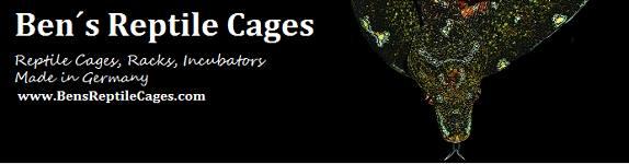 Logo BensReptileCages.com